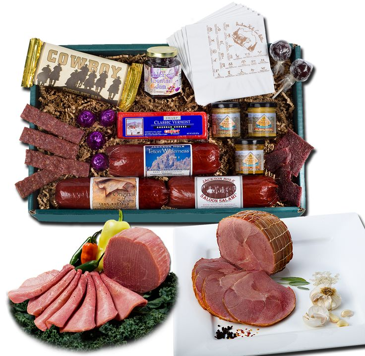 VIP Gift Pack – JH Buffalo & Elk Meat For Sale