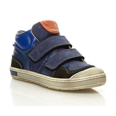 Prezzi e Sconti: #Kickers igor sneakers in pelle arancione Bambino  ad Euro 90.00 in #Scarpe da ginnastica e sneakers #Scarpe bambino
