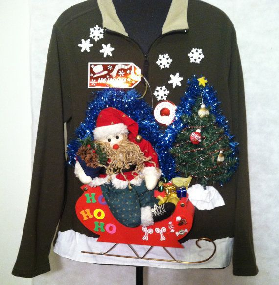 Prime Xmas Sweater On Pinterest Mens Ugly Christmas Sweater Ugly Easy Diy Christmas Decorations Tissureus