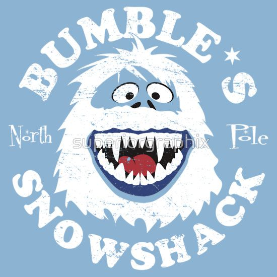 """Bumble's Snowshack"" T-Shirts & Hoodies by superiorgraphix 
