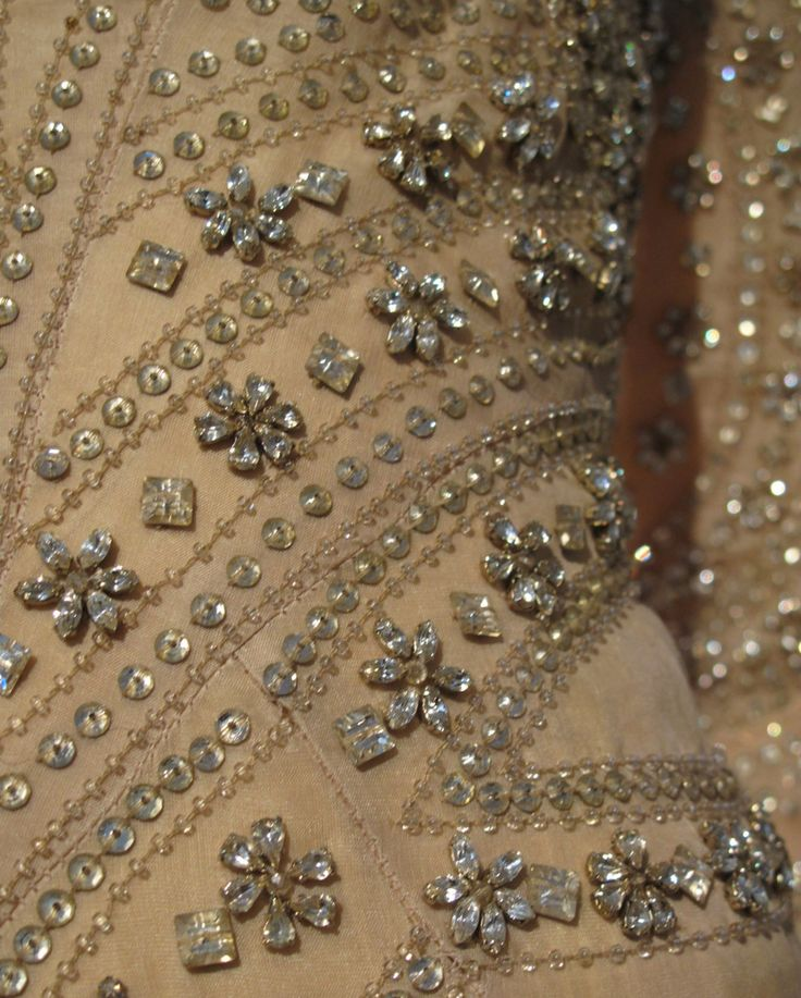 McQueen: Bling, Alexander Mcqueen, Fashion Details, Embroidery, Dress, Beautiful, Sparkle