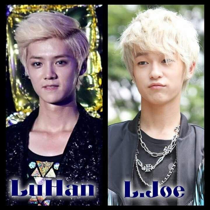 Luhan and L.Joe