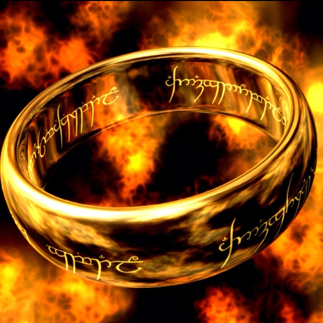 One Ring To Rule Them All Ring To Find Them One Ring To: The One Ring To Rule Them All