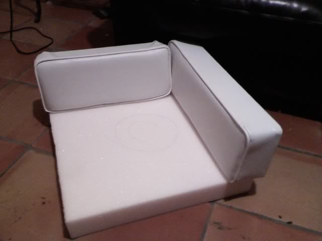 How I made my boat seats.....(guide) Page: 1 - iboats Boating Forums | 388859