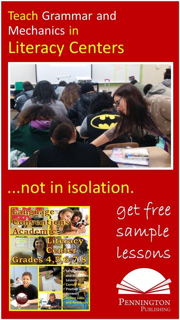 How To Teach Interactive Grammar Pennington Publishing Blog Teaching Reading Strategies Reading Intervention Vocabulary Instruction [ 1280 x 720 Pixel ]