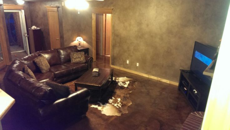 65 best images about acid stained concrete floors on - Interior care carpet cleaning bend ...