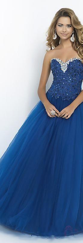 121 besten Abendkleider Saphir, Royal Blau, Rauchblau, Nachtblau ...