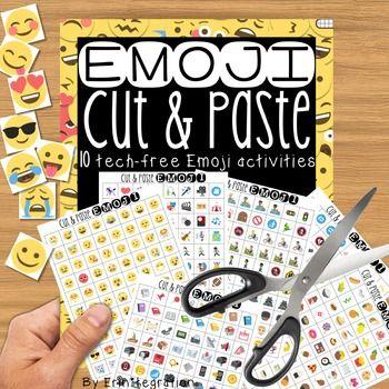 Emoji Cut and Paste