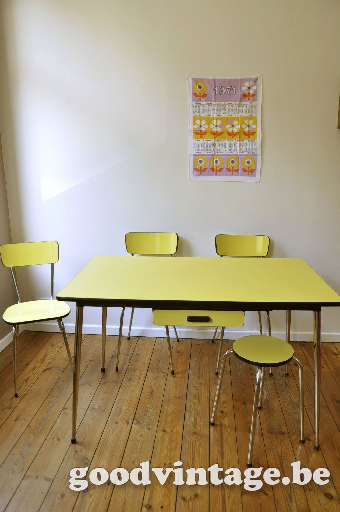 199 best images about le formica on pinterest jazz for Ensemble table et chaises salle a manger