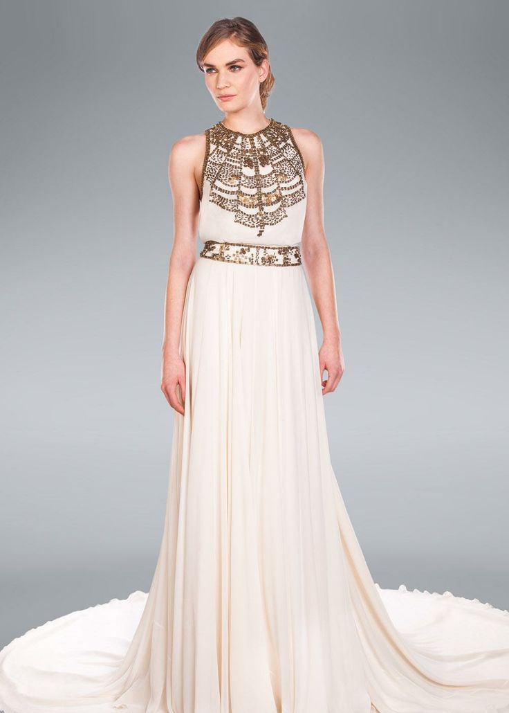 Egyptian Style Wedding Dresses
