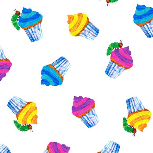 Happy Birthday - Tossed Cup Cakes