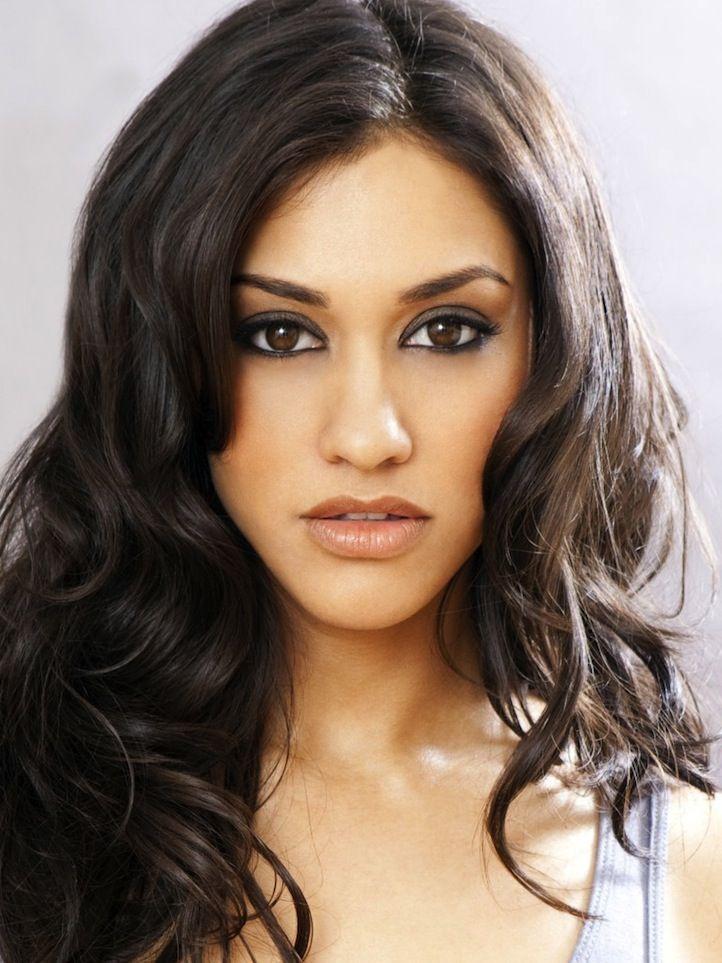 janina gavankar - she is beautiful!!