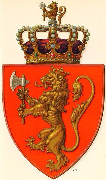 Norwegian Coat of Arms