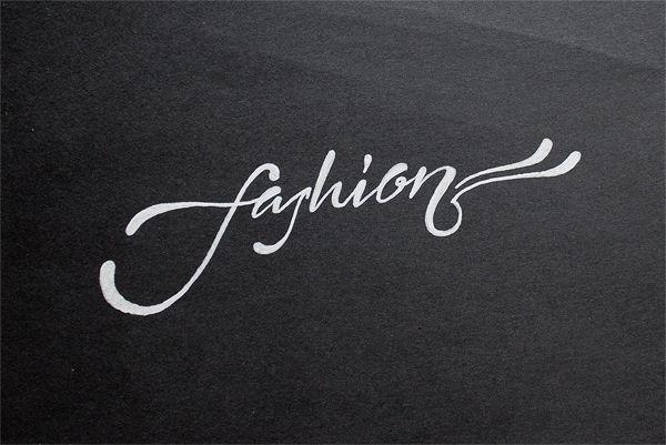 Random Typography by Simon Ålander, via Behance