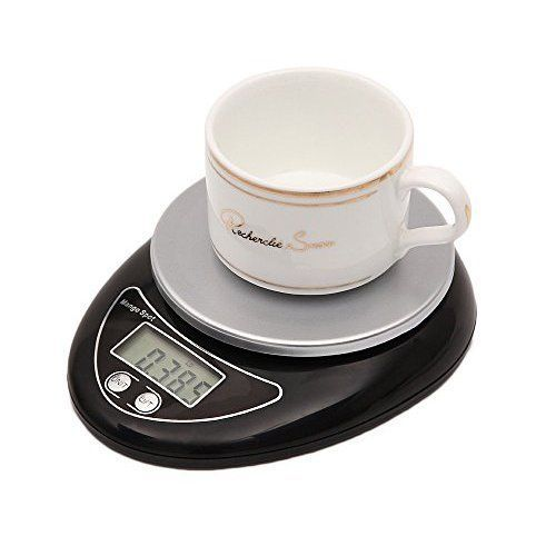 Small Digital Kitchen Scale Multifunction Home Food Weight 0.01 Oz To 11 Lb