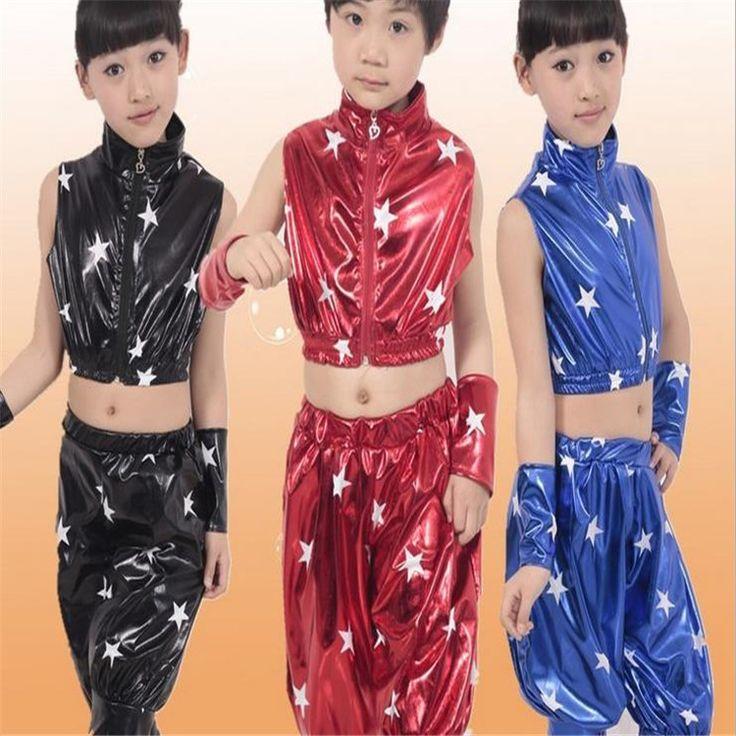 キッズダンス練習着 ジャズダンス衣装 モダンダンス ダンス系の子供服 カッコいいキッズダンス衣装--九六商圏 - 海外ファッション激安通販サイト | 海外通販 | 個人輸入 | 日本未入荷の海外セレブファッション