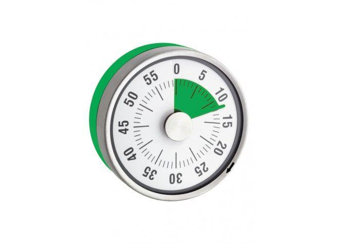 Kurzzeitmesser, ca. 8 cm, magnetisch, grün von .unbekannt. bei Spielundlern online bestellen
