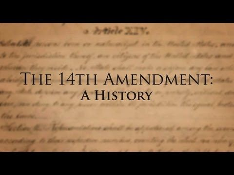 The Fourteenth Amendment was added to the Constitution in 1868 to empower the federal government -- including particularly federal courts -- to stamp out a culture of lawless tyranny and oppression in the South by enforcing basic civil rights of newly freed blacks and their white supporters.  This culture of oppression took many forms, including...