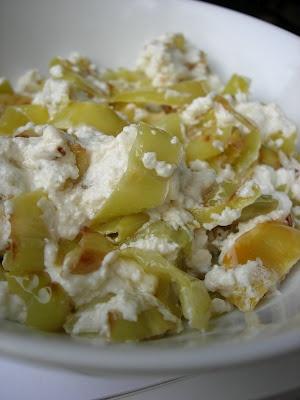 TURKISH: Peppers with Cheese (Lorlu Biber)
