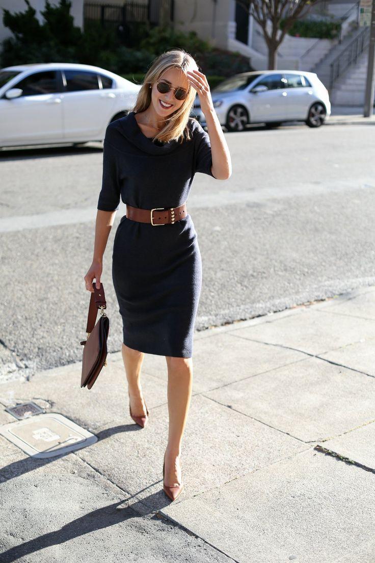 Day to Night: The Sweater Dress You'll Wear Everywhere This Fall | MEMORANDUM | Bloglovin'