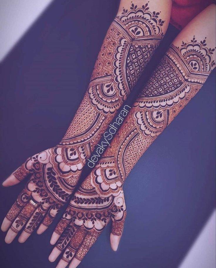 artist devaky s dharan kerala india henna mehndi