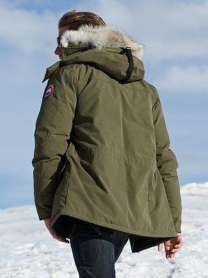 Canada Goose Parka Banff Brown
