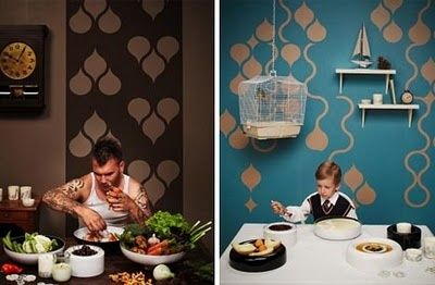 DESIGN FETISH: DIY Room Decor: Cool New Home