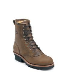 Chippewa Logger Boots
