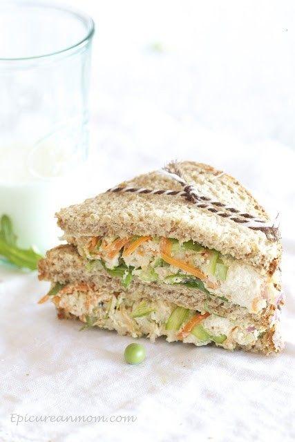 HEALTHY CHICKEN SALAD SANDWICHLoss Recipe, Healthy Chicken Salads, Healthy Recipe, Chickensalad, Healthy Food, Sandwich Recipes, Sandwiches Recipe, Weights Loss, Chicken Salad Sandwiches