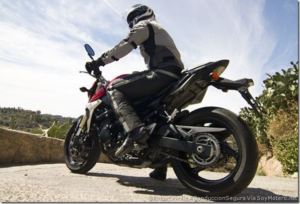 Consejos de Conducción Segura en Moto   @Pólux Crivillé #ConduccionSegura