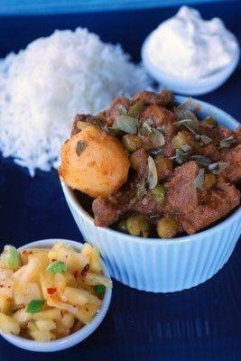 Indian Lamb Curry, inspired by my Ayah (Grandma)