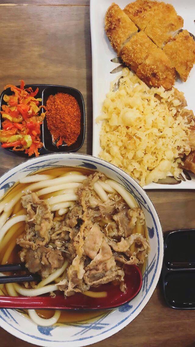 Marugame Udon Indonesia Resep Makanan Sehat Makanan Pedas Makanan Dan Minuman