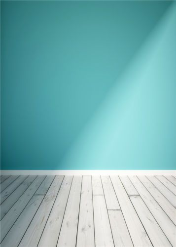 Wooden-Floor-Photography-Backdrops-Photo-Studio-Prop-Blue-Background-Vinyl-5x7FT