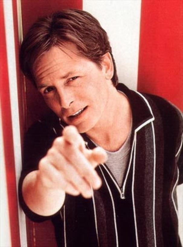 Michael J. Fox - the voice of Stuart Little