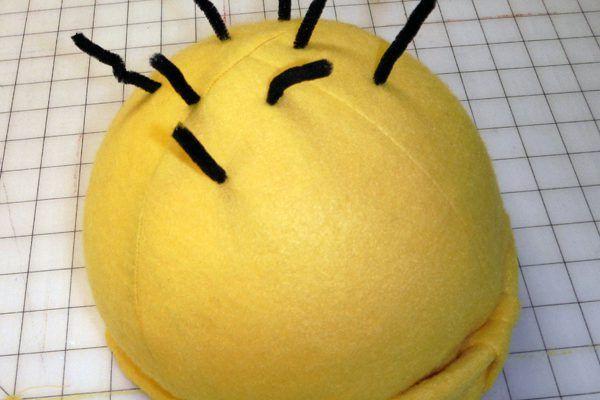 Minion headpiece.