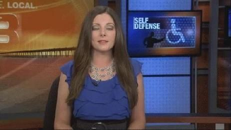Handicap self-defense class - WEAR ABC Channel 3 - News - Top Stories