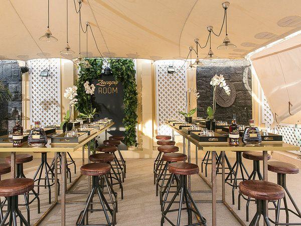 Zacapa Room en la terraza del Casino, Madrid