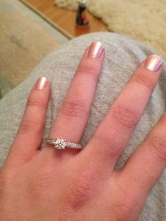 My Engagement Ring from Carati Jewellers