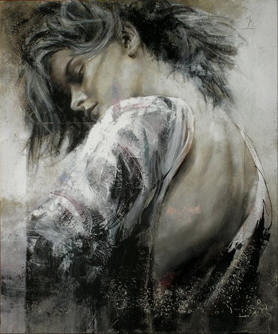 pier toffoletti paintings | Body language, paintings by Pier Toffoletti1