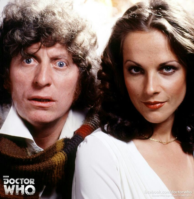 The Doctor (Tom Baker) and Romana I (Mary Tamm) - 1978 to