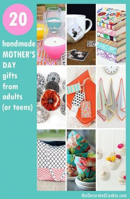 70+ Trendy gifts for women homemade mothers day