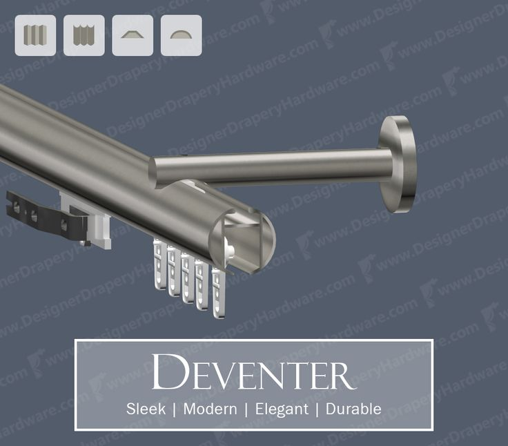 Best Heavy Duty Curtain Rods Images On Pinterest Curtain Rods
