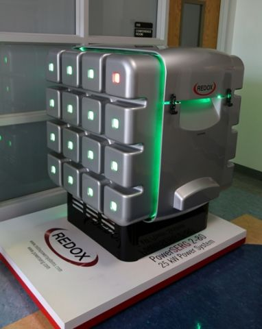 Redox Power Plans To Roll Out Dishwasher-Sized Fuel Cells That Cost 90% Less Than Currently Available Fuel Cells