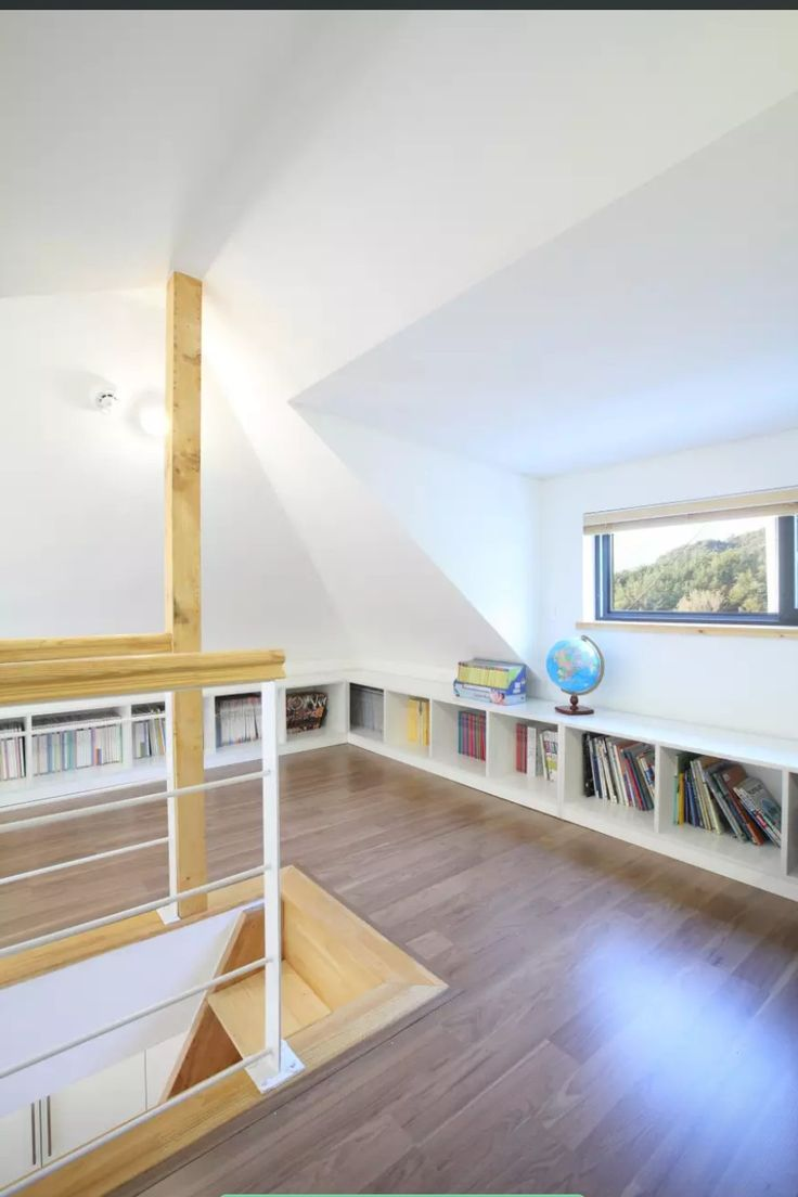 attic nook ideas - 25 best ideas about Attic Library on Pinterest