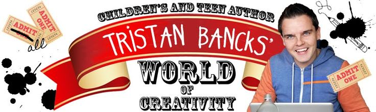 Tristan Bancks is known for Two Wolves, the My Life series and is known for his active online presence.
