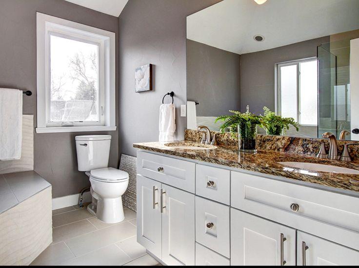 Mejores 13 imágenes de White Maple Cabinets en Pinterest | Gabinetes ...