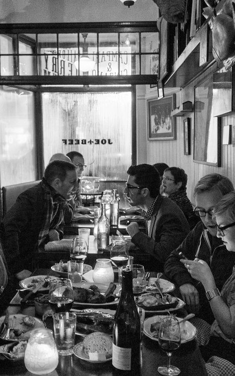 Where Chefs Eat in Montreal