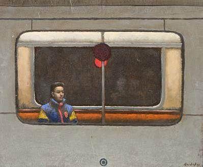 The Tube - Solitary' by Charles Hardaker