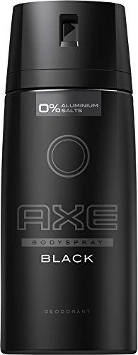 Axe Déodorant Homme Spray Black 150ml – Lot de 2