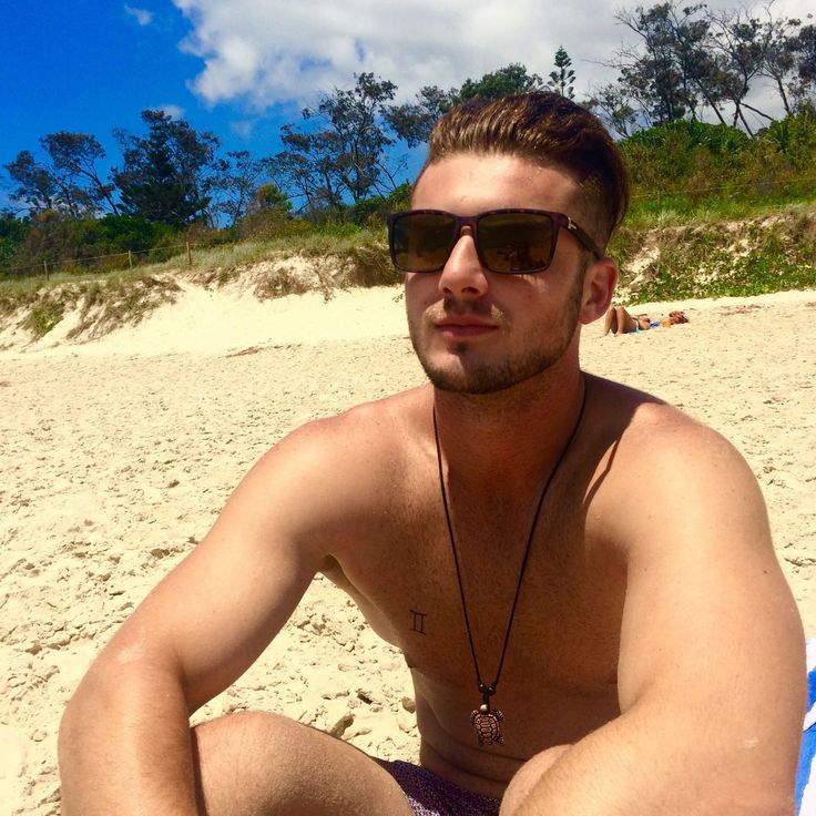 The Harvey Sunglass on a Tuesday in Byron Bay! Get yours now online!